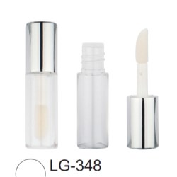 Mini lip gloss bottle