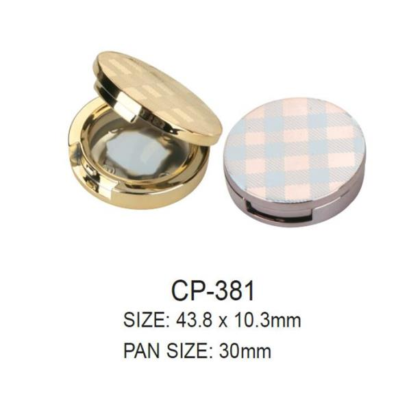 IMS round powder compact CP-381