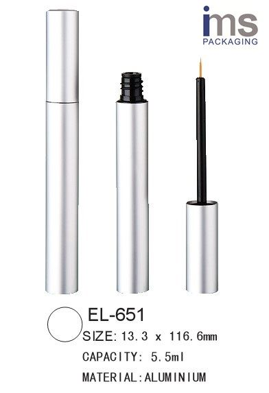 The aluminium eyeliner