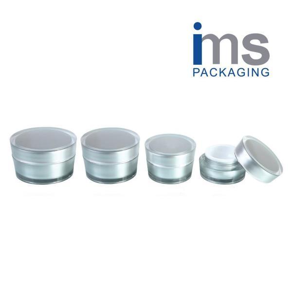 Acrylic jar JA-106