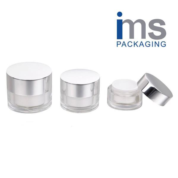 Acrylic jar JA-120