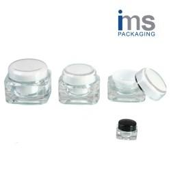 Acrylic jar JA-201