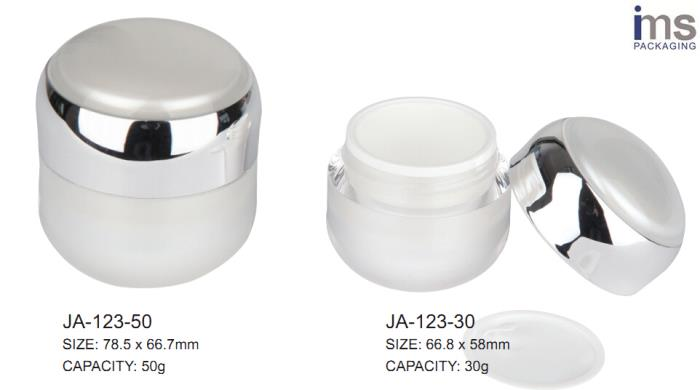 Acrylic jar JA-123