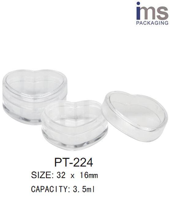Cosmetic pot PT-224