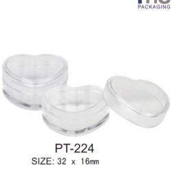 3.5ml Cosmetic pot PT-224