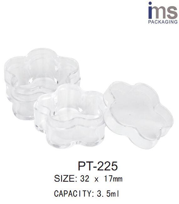 Cosmetic jar PT-225