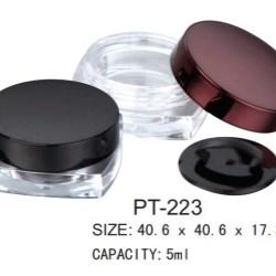 Cosmetic pot PT-223