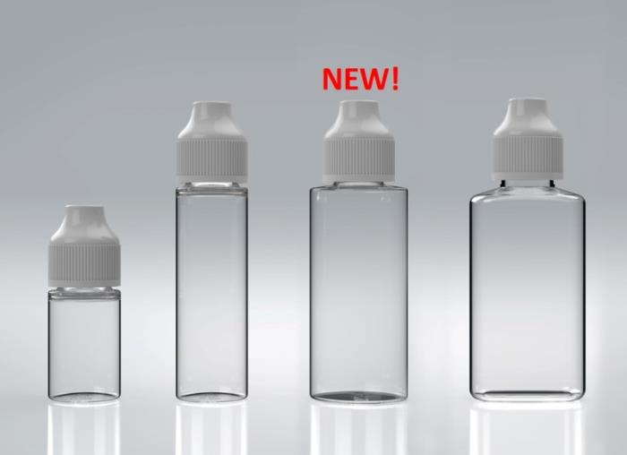 NEW! 120ml bottle completes the family