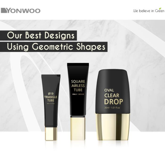 Yonwoo's best designs using geometric shapes