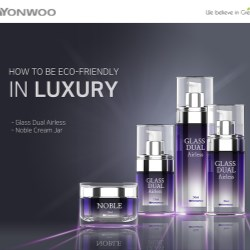 Yonwoo/PKG Paves the Way for Eco-friendly Luxury