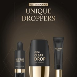 Yonwoo supplies the next generation of unique droppers