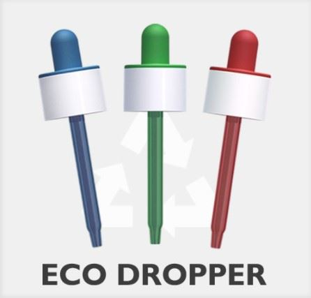 The New Highly Recyclable Mono-material Eco Dropper
