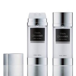 Twin Chamber Airless Bottle