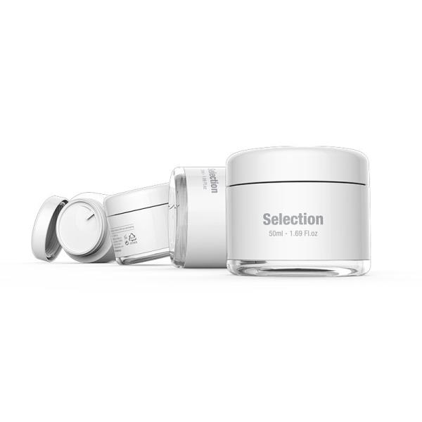 Selection Cream Jar