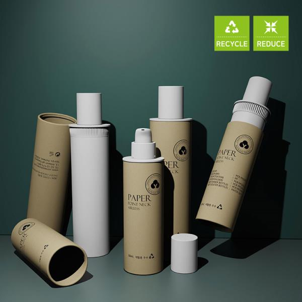 100 ml Paper Point Neck Airless