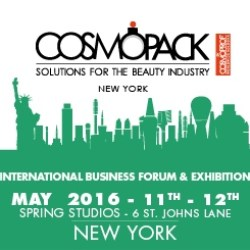 Cosmopack New York 2016