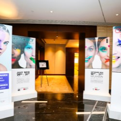 The international promotional events of Cosmoprof worldwide Bologna