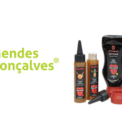 Mendes Gonçalves, manufacturer of gourmet culinary sauces, exports products safely thanks to the use of Enercon induction cap sealing