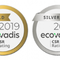 Colep awarded Corporate Social Responsibility Gold & Silver medals by EcoVadis