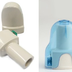 The RS01 monodose dry powder inhaler from Plastiape