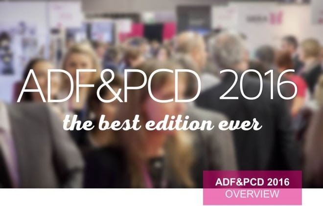 ADF&PCD 2016: A Record-Breaking Edition!