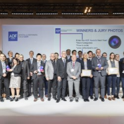 2019 winners of the ADF and PCD Paris Awards