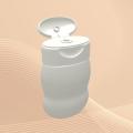 Custom Bottle + Flip Top Cap