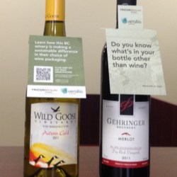 TricorBraun and Verallia North America recognize B.C. wineries for their commitment to environmentally focused packaging