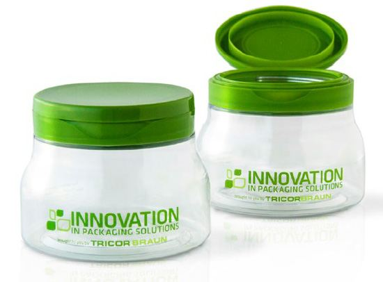 Enhance shelf impact with innovative dispensing lids