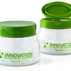 Enhance shelf impact with innovative dispensing lids