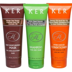 TricorBraun helps KER hair care products shine with colorful in-mold tube labeling