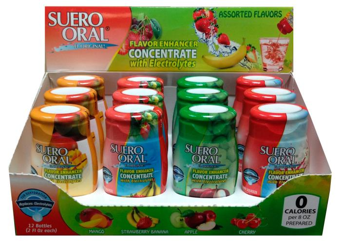 Suero Oral Inc Expands Its Market Reach By Adding New
