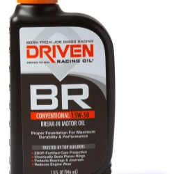 New TricorBraun bottle design for driven racing oil succeeds across US and multiple global markets