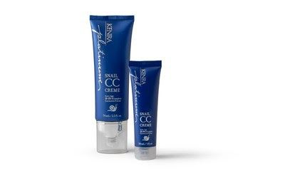 TricorBraun partners with Kenra Professional as they lead the way in snail CC creme for hair care