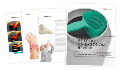 Ergonomic efficiency: TricorBrauns EZ scoop shown to reduce ergonomic stressors