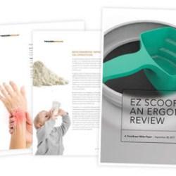Ergonomic efficiency: TricorBrauns EZ scoop shown to reduce ergonomic stressors