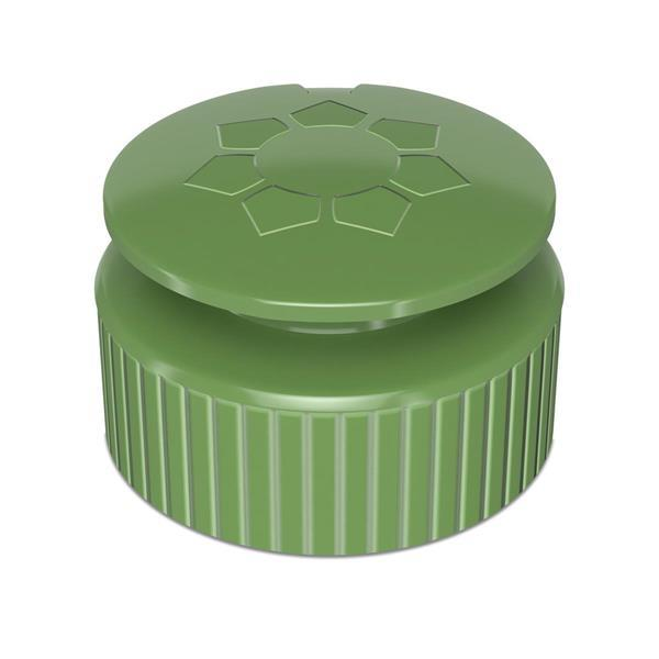 Recycled hangers reincarnated into a dish cap - Seventh Generation introduces new 100 percent post-consumer recycled dish cap