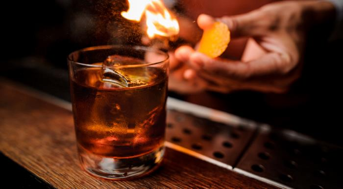 Straight and neat: Consumers thirst for spirits is growing