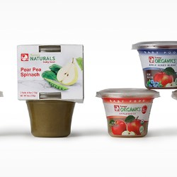 Partnering with TricorBraun, Initiative Foods made the switch to plastic containers