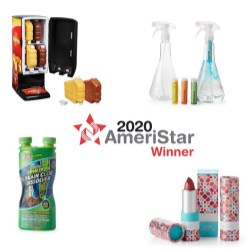 TricorBraun honored with four AmeriStar packaging awards