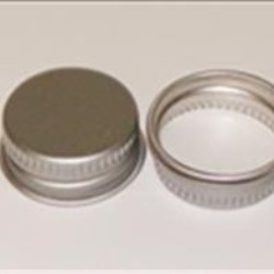 18-400, Aluminum Continuous Thread Closure, F217