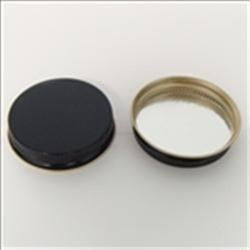 58-400, Metal Continuous Thread Closure, Alum Foil