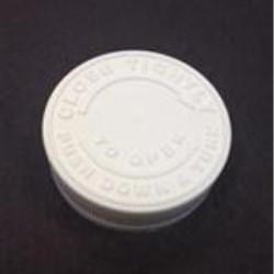 45-400, P/P Child Resistant Closure, HS5A/.020 Pulp Printed-SFYP -, Child Resistant,