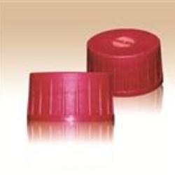 21mm, P/P Non Dispensing Closure, Ribbed Skirt, Mat/Stipple Top,