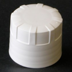 38-430, P/P Continuous Thread Closure, Tri-Gard II TSPE 035 Plain, Buttress, Foam Backed Wax HS forHDP