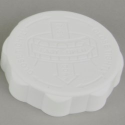 33-400, P/P Child Resistant Closure, Hs035/Foam Printed,