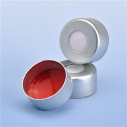 11mm CRIMP, Aluminum Vial Closure,