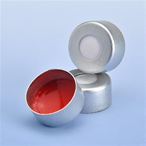 11mm CRIMP, Aluminum Non Dispensing Closure,