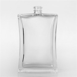 100 ml Glass Pinch, Square, Flint, 15Crimp finish