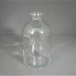 100 ml Glass Type 1 Vial, Round, Flint,